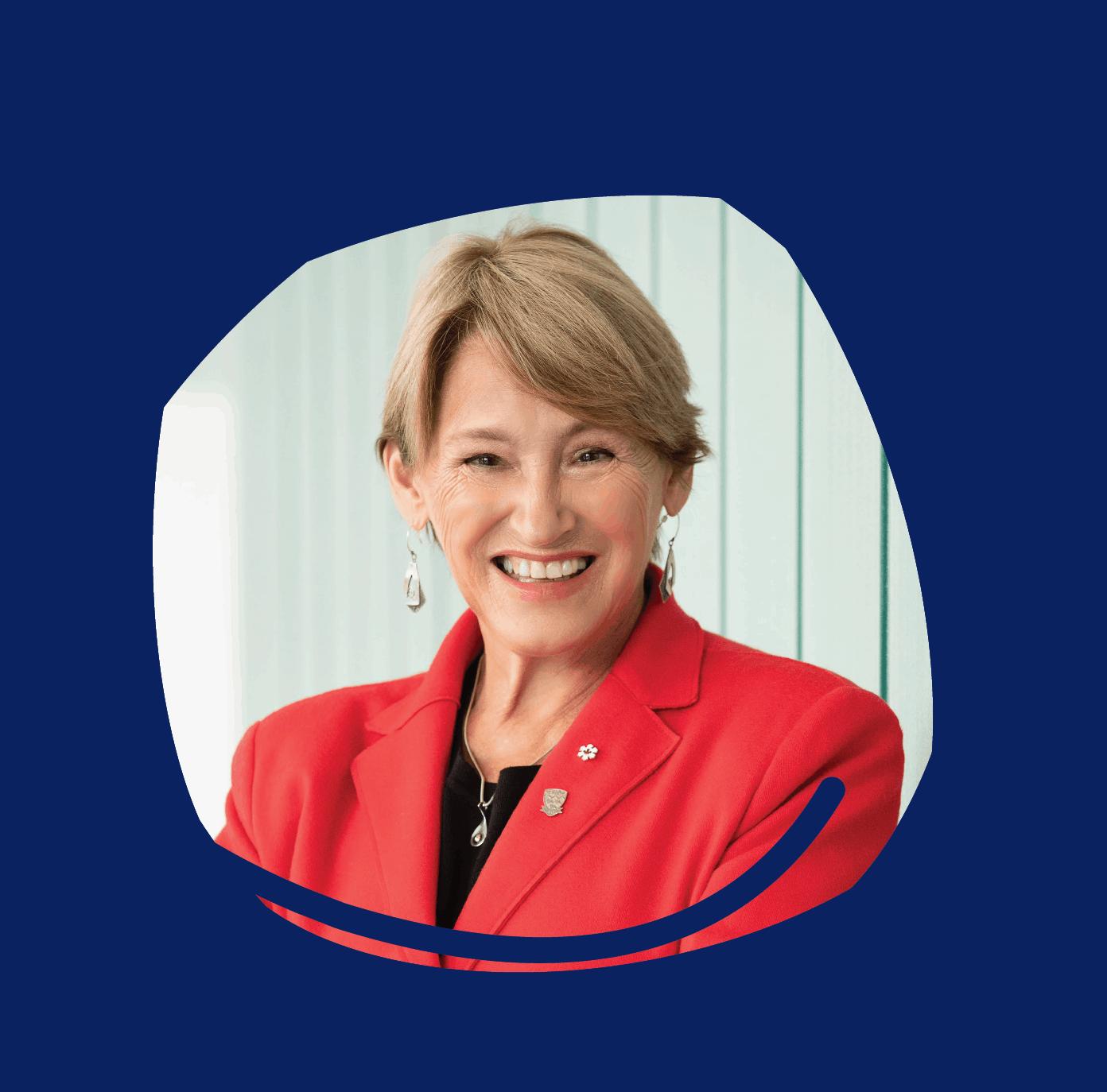 Suzanne Fortier, Directrice; Principale et vice-chancelière de l'Université McGill